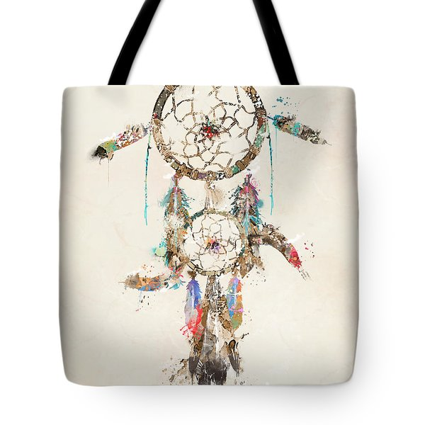 Color Your Dreams Tote Bag by Bri B