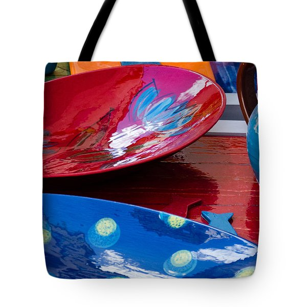 Tote Bag featuring the photograph Color Your Life 4 by Dany Lison