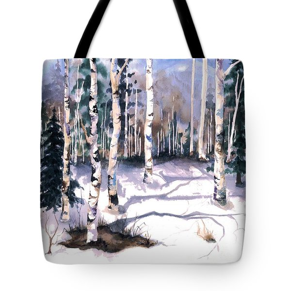 Colorado Aspens 2  Tote Bag