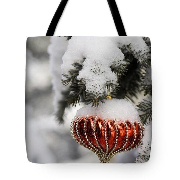 Colorado Christmas 2 Tote Bag