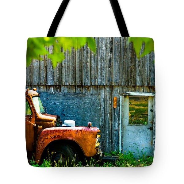 Colorado County No 57 Tote Bag