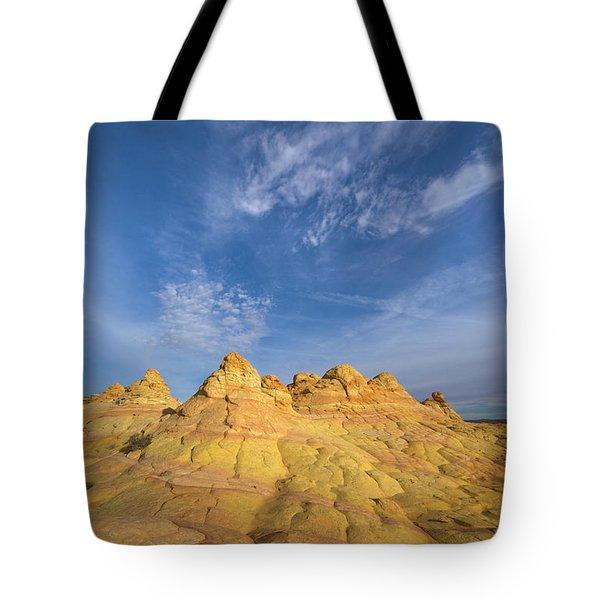Colorado Plateau Coyote Buttes Arizona Tote Bag