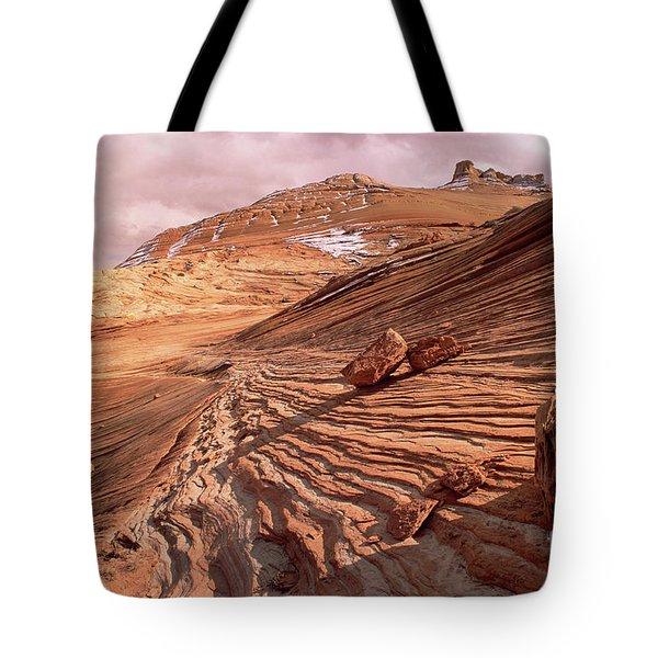 Colorado Plateau Sandstone Arizona Tote Bag