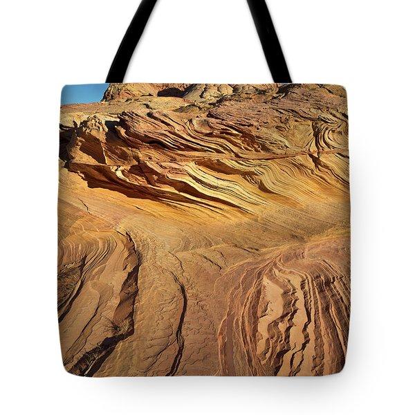 Colorado Plateau Sandstone Utah Tote Bag
