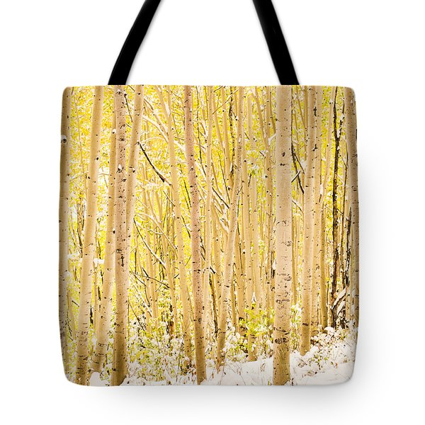 Colored Pencils Tote Bag