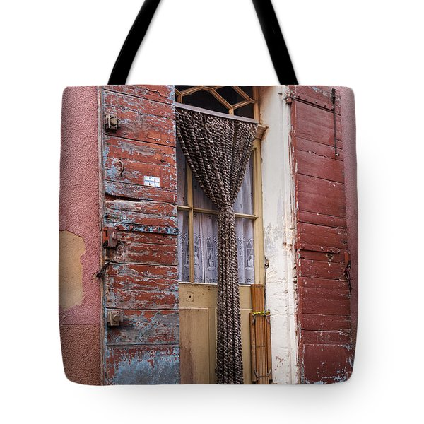 Colored Textures Tote Bag by Bob Phillips
