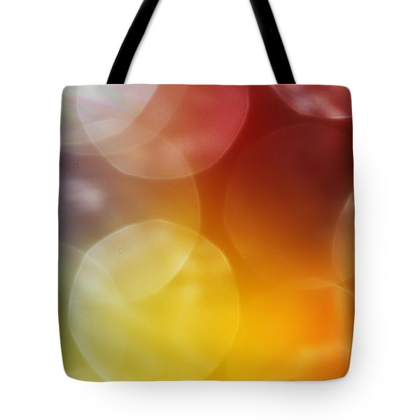 Colorful Abstract 7 Tote Bag by Mary Bedy