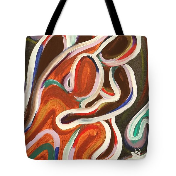 Colorful Evenings Tote Bag