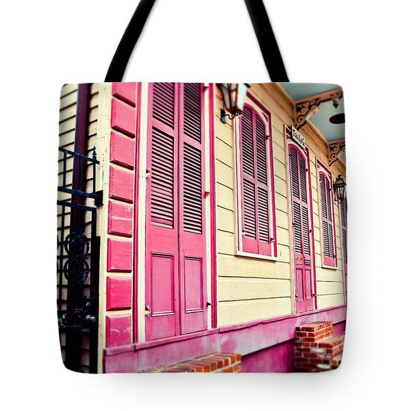 Tote Bag featuring the photograph Colorful Houses by Sylvia Cook