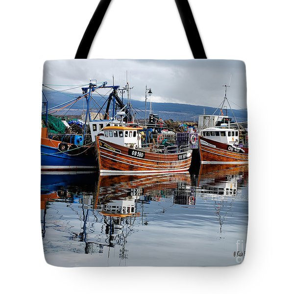 Colorful Reflections Tote Bag by Lois Bryan