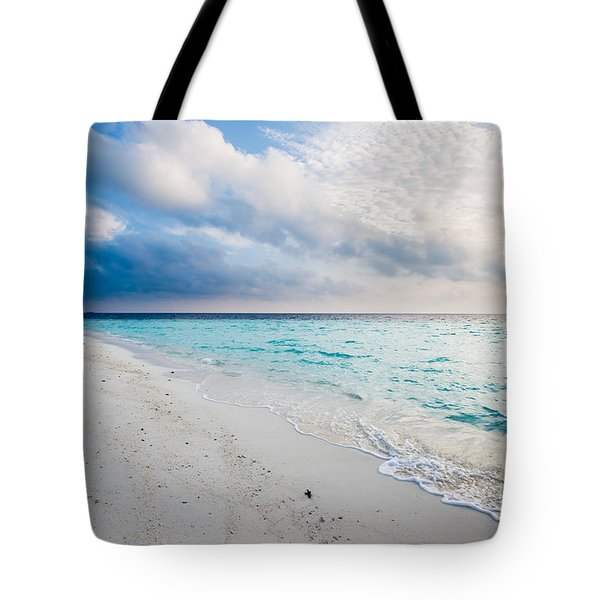 Colors Of Paradise Tote Bag