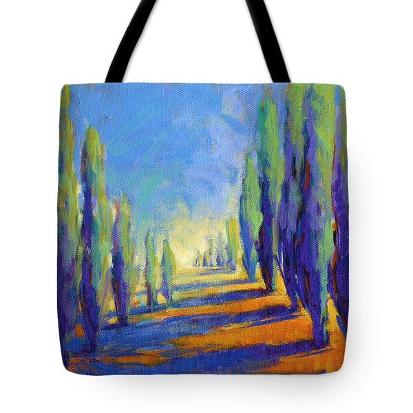 Colors Of Summer 8 Tote Bag