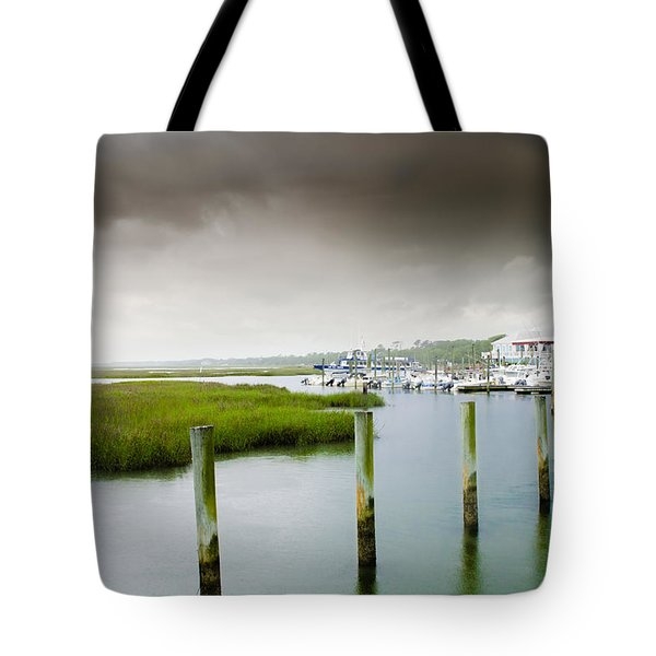 Colors Of The Coast Tote Bag