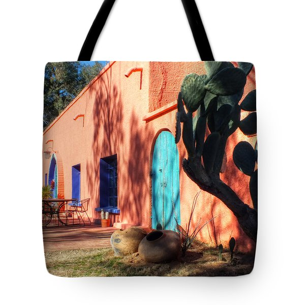Colors Of The Desert Southwest Tote Bag