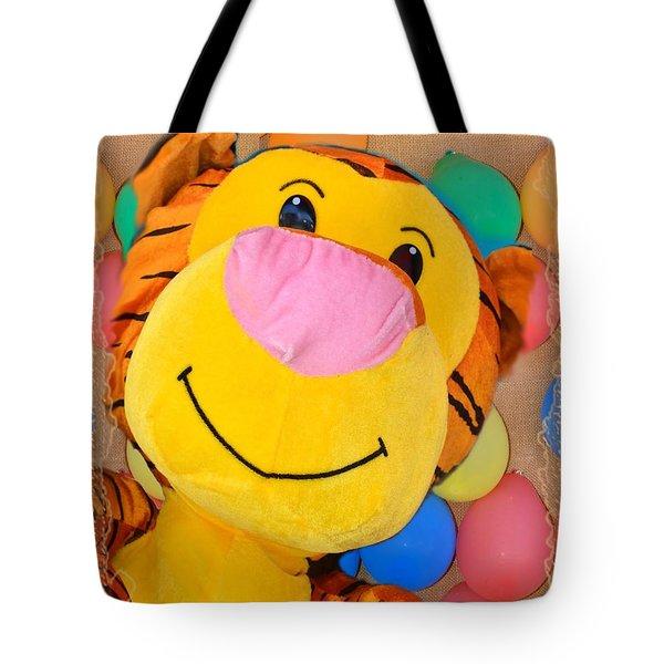 Colors Of The Fair 3 Tote Bag by Kae Cheatham