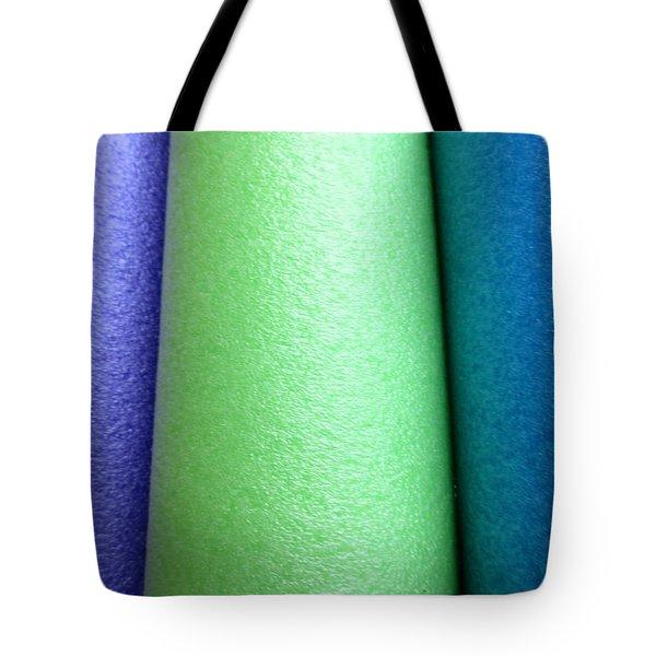 Colorscape Tubes A Tote Bag