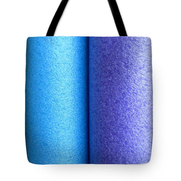 Colorscape Tubes C Tote Bag