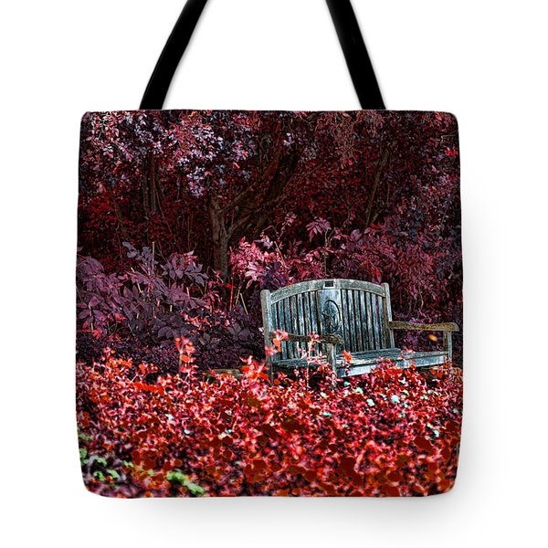 Colorspace Tote Bag by Douglas Barnard