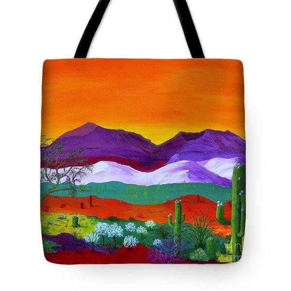 Colour Explosion Tote Bag
