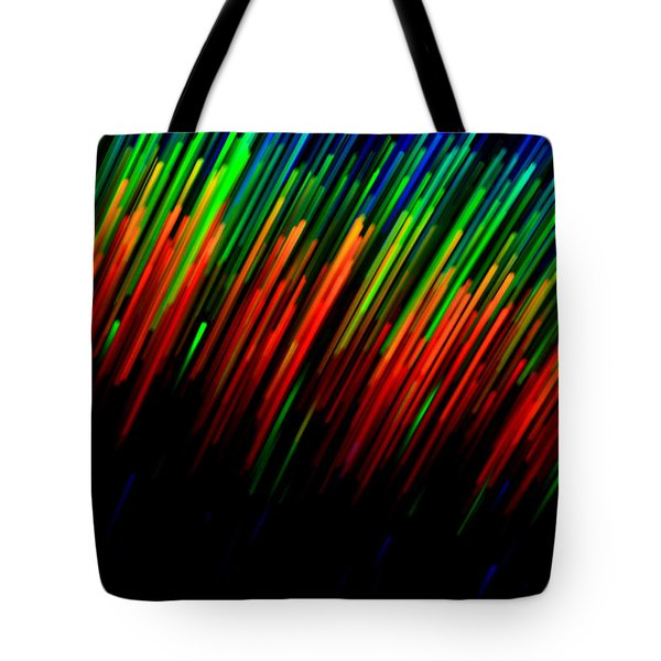 Colour My World Tote Bag