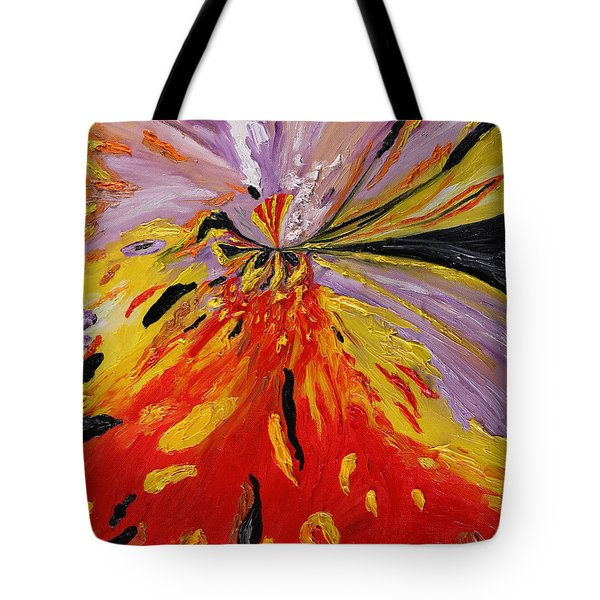 Colourburst Tote Bag