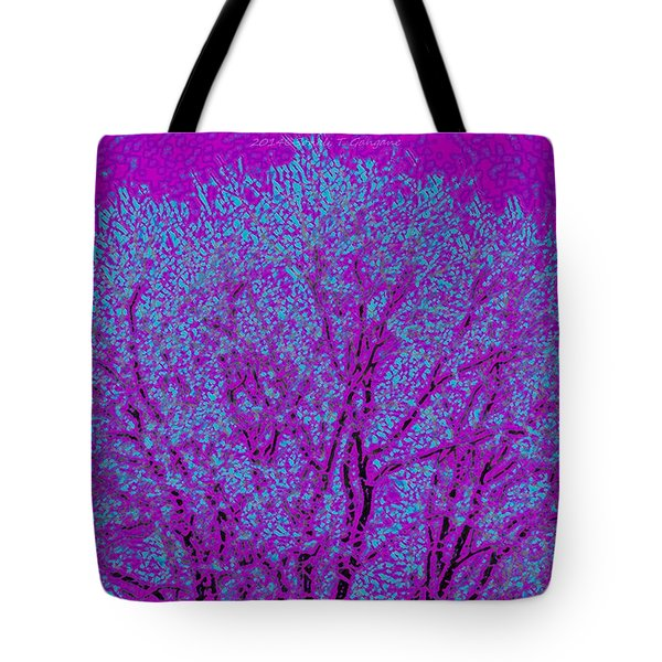 Colourful Silhouette Tote Bag by Sonali Gangane