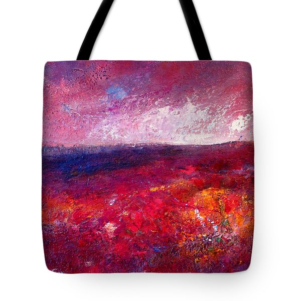 Colours Of Provence Tote Bag