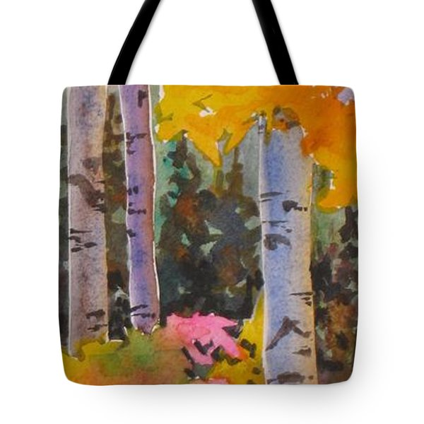 Colours Of The Rainbow Tote Bag by Mohamed Hirji
