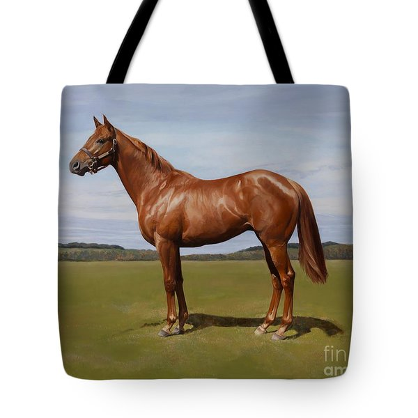 Colt Tote Bag by Emma Kennaway