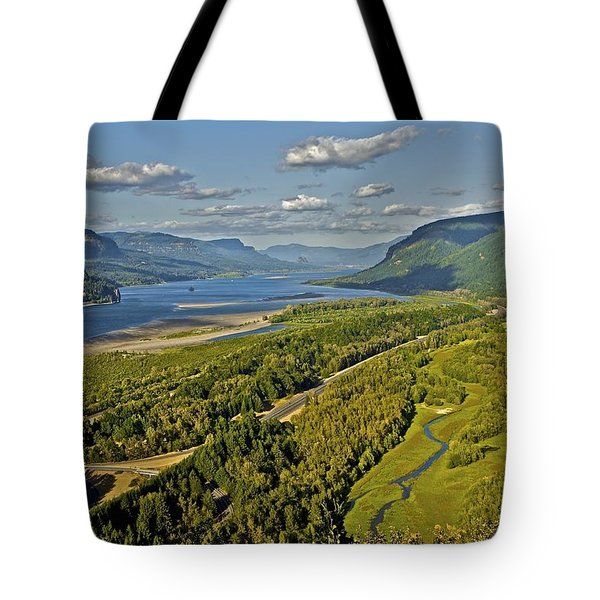Columbia Gorge Tote Bag