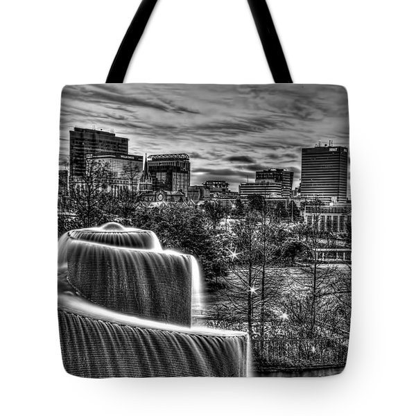 Columbia Skyline Tote Bag