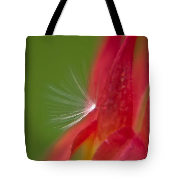 Columbine Fairy Tote Bag