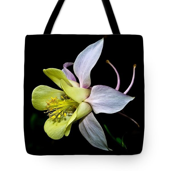 Columbine Tote Bag by Jane McIlroy