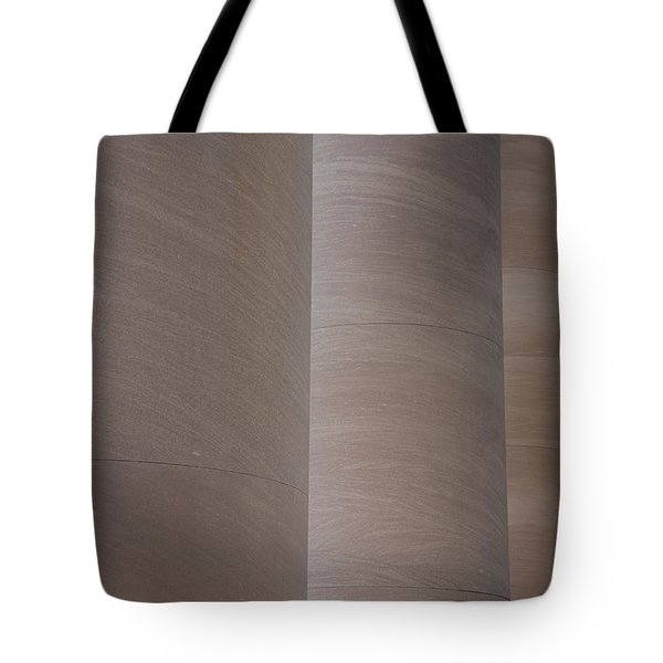 Column Sentries Tote Bag