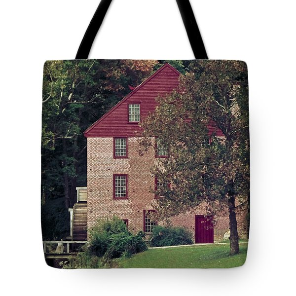 Colvin Run Mill Tote Bag