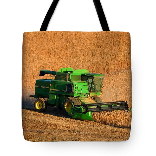 Combine Tote Bag by Keith Stokes