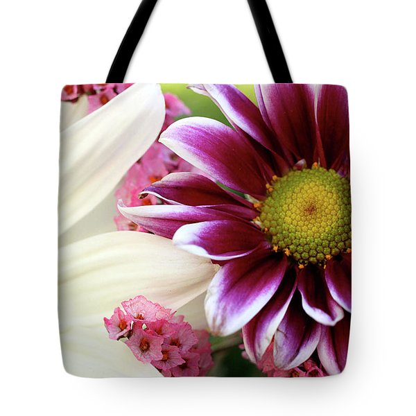 Combining Two Souls  Tote Bag by AR Annahita