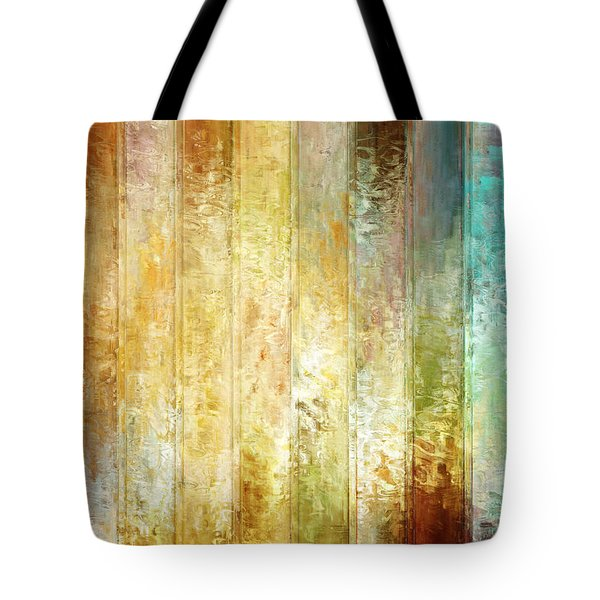 Come A Little Closer - Abstract Art Tote Bag by Jaison Cianelli