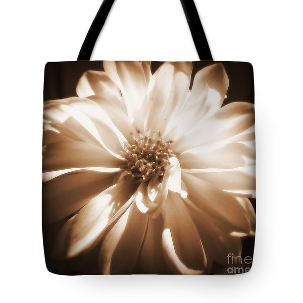 Come Closer Tote Bag by Patti Whitten