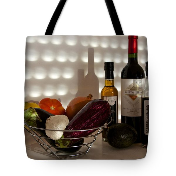 Come Dine With Me I Am Cooking Italian Tonight Tote Bag