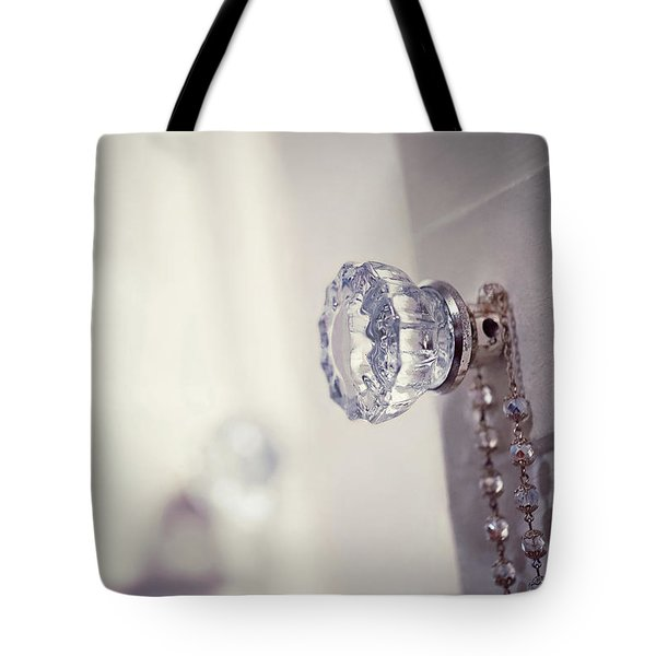Tote Bag featuring the photograph Come Early Morning by Trish Mistric