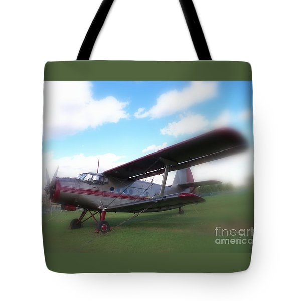 Come Fly With Me Tote Bag by Lingfai Leung