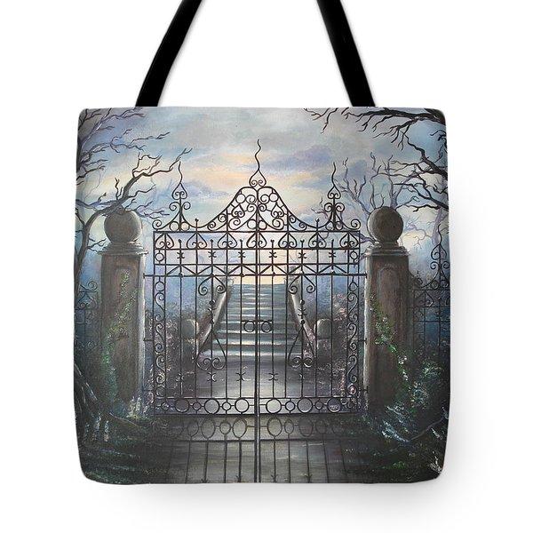 Come Forth Tote Bag