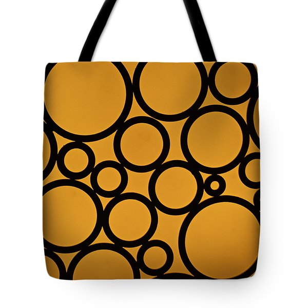 Come Full Circle Tote Bag
