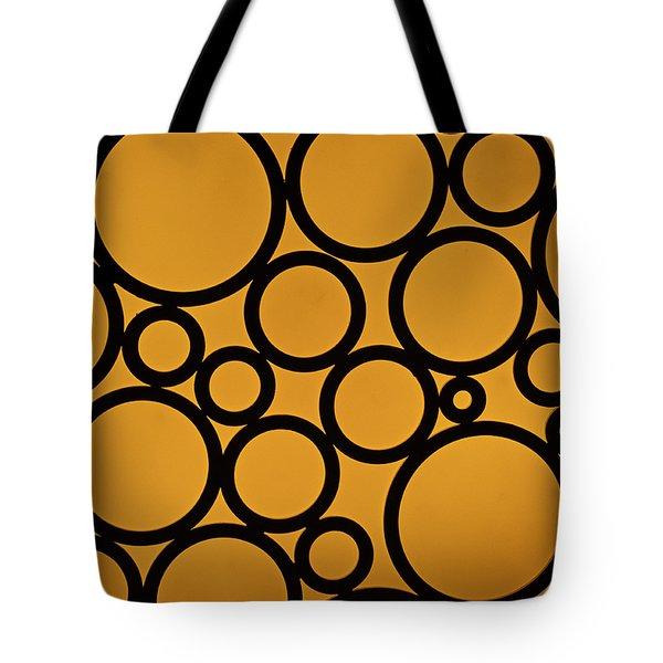 Come Full Circle Tote Bag