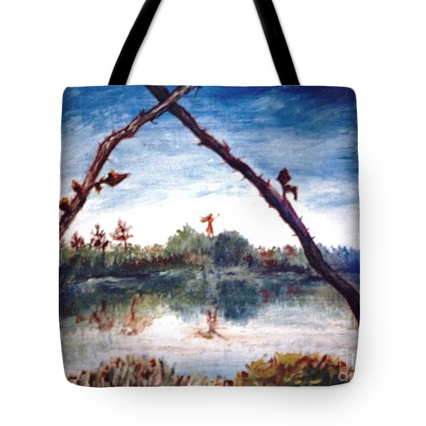 Come Here Tote Bag