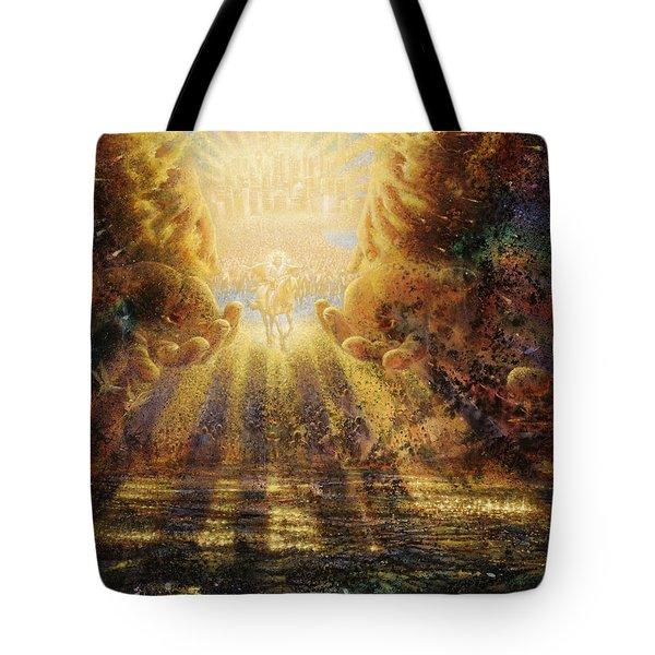 Come Lord Come Tote Bag