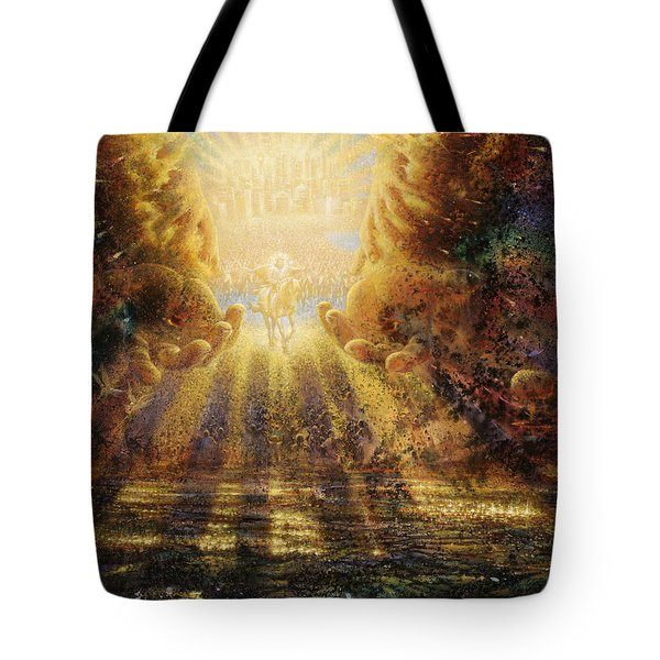 Come Lord Come Tote Bag