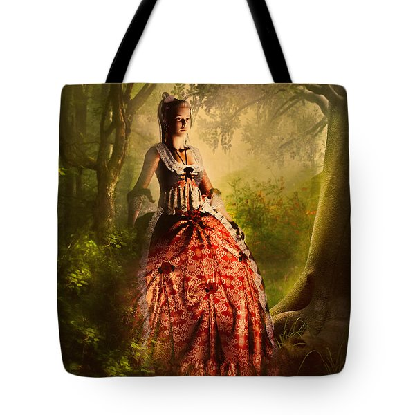 Come To Me In The Moonlight Tote Bag