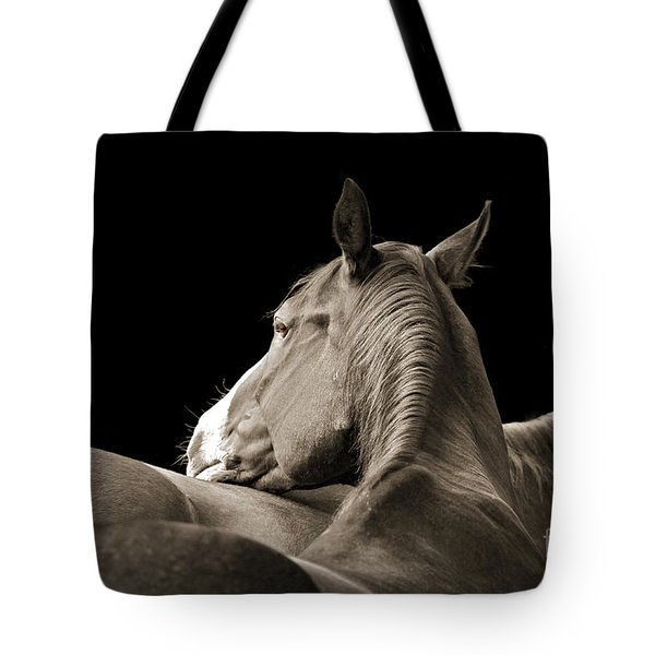 Comfort Tote Bag by Michelle Twohig